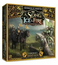a Song of Ice and Fire TMG - Baratheon Starter Set