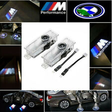 2 x CREE LED Lamp Laser Projector Logo For BMW Door Courtesy Puddle Shadow Light