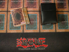 100 + YUGIOH CARDS DELUX Collection Lot PLUS DECK BOX ! Great Duelist Fan Gift