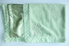 CoCaLo Baby SWEET PEA Stars Minky Dots Trim Plush Security Blanket Lovey