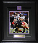 Ray Rice Baltimore Ravens Superbowl XLVII 8x10 frame