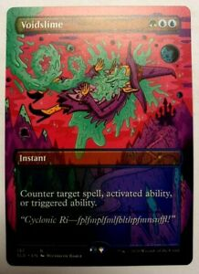 MTG: Secret Lair Prime Slime 'Voidslime' - Rare - #137 - NM