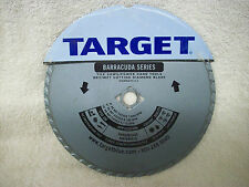 "Target 8""  Diamond masonry blade for Hard/Dense Materials (Wet or Dry) N.O.S."