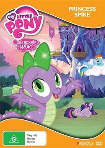 My Little Pony: Friendship is Magic - Princess Spike  - DVD - NEW Region 4
