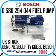NEW 100% GENUINE BOSCH 044 FUEL PUMP FAST SHIPPING WORLDWIDE M3 EVO RS 300 LPH
