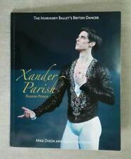 Xander Parish Russian Prince Mariinsky Ballet Yuri Fateyev