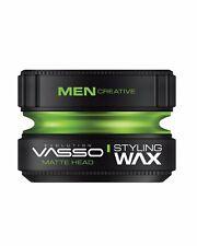 VASSO MATTE HEAD HAIR WAX Dry Surfer Matte Look Styling WAX 150ML