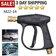 Car Wash High Pressure Washer Wand Gun Cleaner Cleaning Turbo Spray Nozzle Hose