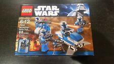 LEGO Star Wars Mandalorian battle Pack (7914) -Complete, NEW