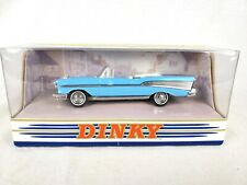 Matchbox Dinky DY027/B 1957 Chevrolet Bel Air Convertible - Mint Boxed