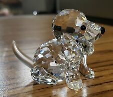 SWAROVSKI COLLECTIBLES Beagle (Sitting) Figurine
