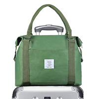 Canvas Weekender Bag Overnight Carry-on Tote Duffel Bag travel bags sports Gym