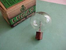 12 volt 60 watt SCC Lucas 90 light bulb spotlight fog lamp Vintage Bentley