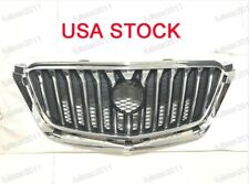 Front Upper Chrome Grille Grill US Stock For Buick Encore 2013-2015
