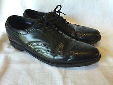 Florsheim Wingtip dress shoes size 11D Black