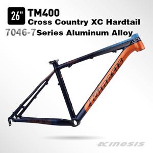 26er Cross-country XC Mountain Bike Hardtail  7046 Aluminum Frame QR version