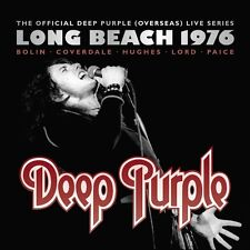 DEEP PURPLE - LONG BEACH 1976 (2016 EDITION)  2 CD NEU