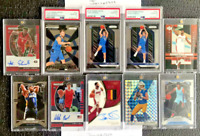🔥4 HIT REPACK! LAMELO BALL 2020 PRIZM AUTO & LUKA DONCIC 2018 PRIZM PSA10🔥READ
