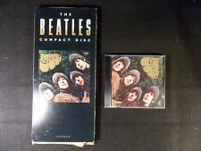Rubber Soul by The Beatles (CD, Capitol) w/Original Long Box