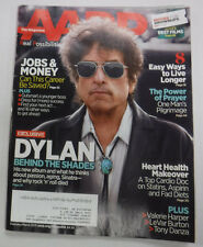 AARP Magazine Bob Dylan & 8 Ways To Live March 2015 081715R