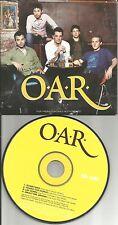 O.A.R. Oar BONUS CD w/ 3 RARE LIVE TRK & UNRELEASE PROMO DJ CD single 2005 USA
