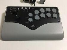 Spital Programmable Joystick Sony PlayStation Fight Stick PS1 Japan SLPH-00008