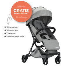 Buggy bonavi Kinderwagen Baby Reise Sportwagen hochwertig klappbar Zubehör NEU