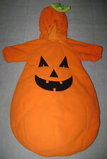Old Navy Pumpkin Costume Bunting size 6 Months