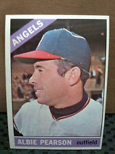 1966 Topps # 83 Albie Pearson NM+..... ****ANGELS.......RB-2113