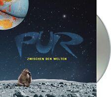 """PUR """"zwischen den welten"""" Standard CD NEU Album 2018"""
