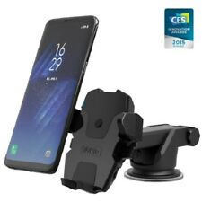 iOttie Easy One Touch Wireless Qi Charging Car Mount iPhone 8, X Galaxy S8/S7/S6