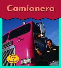 Camionero (Esto Es Lo Que Quiero Ser) (Spanish Edition)