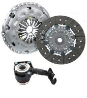 Ford Mondeo IV Galaxy 2.0 TDCi 3 Pc Clutch Kit Fits LUK Flywheel 2006 To 2015