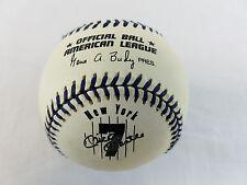 1996 Rawlings MLB Official Mickey Mantle Commemorative Baseball With Box Yankees