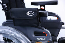 Wheelchair Armrest Carry Bag Scooter Walker Rollator  iPhone KarmaPouch CP2 New