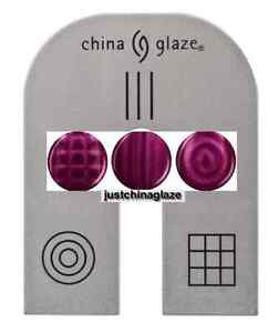China Glaze Nail Polish MAGNETIC Magnetic Collection YOU CHOOSE 1 Bottles