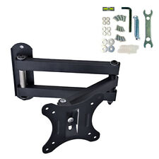 LCD TV WALL MOUNT BRACKET FOR 10 To 30 Inches LCD VESA 100 x 100mm LG Samsung