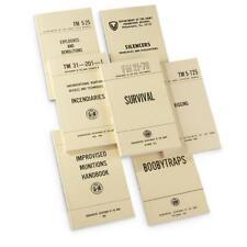 Military Manuals Prepper 800+ Mega Library USB Digital Survival - Free Shipping