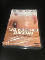 Le Vergini Suicidio DVD James Woods Kathleen Turner Kirsten Dunst Josh Hartnet