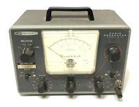 VINTAGE HEATHKIT AUDIO GENERATOR  IG-72 Ham Radio Frequency RMS Volts Meter