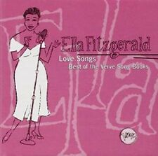 Love Songs /Vrv [Audio CD] Fitzgerald Ella - SIGILLATO