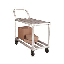 New Age 95661 Mobile Tubular Deck Cart W/ 700 lb Capacity