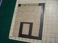 telephone item: 2 newspaper articles: PHONE PHREAK Imprisoned & phone co. DPU