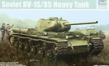 Trumpeter 1 :3 5 - KV-1S/85 Soviético Tanque Pesado