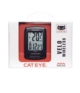 CATEYE VELO WIRELESS Cycle Odometer Bike Computer VT23W