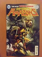 Dc Odyssey of the Amazons # 1 (1st Print) Ryan Benjamin Regular Cover