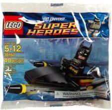 Lego super heroes 30160 , with batman minifigure set, poly bag