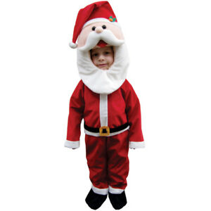 Adults & Kids Santa Claus Costume For Christmas By Dress up America