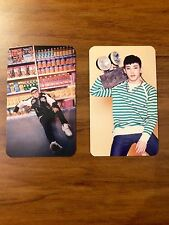 Jongup B.A.P. Carnival Album Photocard Kpop BAP Feel So Good Set of 2