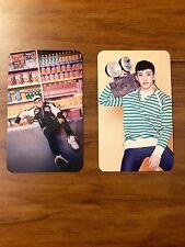 Jongup B.A.P. Carnival Album Photocard Kpop BAP Feel So Good Set of 2